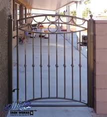 raleigh wrought iron and fence co custom wrought iron gates in