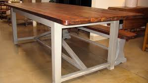 table small trestle table wonderful trestle table plans small
