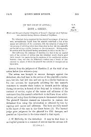 robb v green 1895 2 qb 315 documents