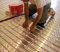 radiant floor heating warmzone