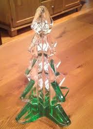mikasa lead 8 spirit green tree figurine