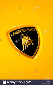 lamborghini symbol on car lamborghini logo stock photos u0026 lamborghini logo stock images alamy