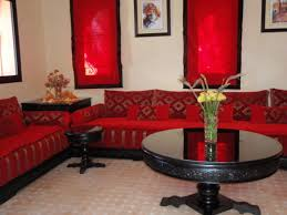 Banquette Salon Design by Salon Marocain Traditionnel Design Moderne