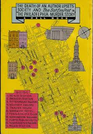 Washington Square Map by Mystery Fanfare Map Back Monday