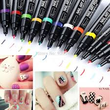 aliexpress com buy nail art pen painting design tool drawing for