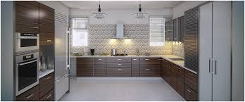 wildchild architecture 3d kitchen render