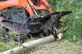 ez axe manual tree shears quickattach
