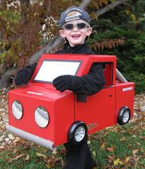 Halloween Costumes Car Toy Car Halloween Costume Recycle Moving Boxes