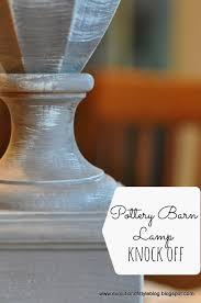 pottery barn lamp knock off complete and a tutorial evolution