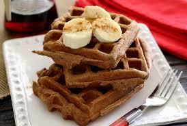 thanksgiving waffle paleo sweet potato waffles recipe paleo newbie