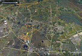 Virginia Beach Map The Center For Conservation Biology U2013 Reese Lukei