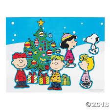 peanuts christmas christmas sticker