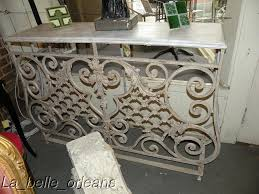 wrought iron tables for sale best pair of french wrought iron wall console tables for sale