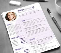 Innovative Resume Templates 66 Best Resume Templates Images On Pinterest Resume Templates