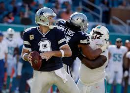 panthers cowboys pits tony romo s streak against newton s