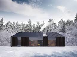 Prefabricated House Small Scandinavia The Prefabricated House By Claesson Koivisto