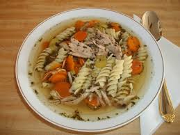 cooker leftover turkey soup recipe genius kitchen