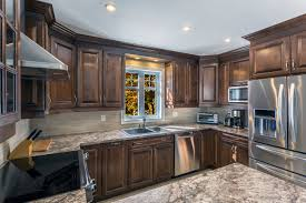 Kitchen With Wood Cabinets Erp For The Cabinetry Manufacturing Industry Erp Solutions
