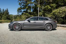 Porsche Panamera Blacked Out - 2018 porsche panamera sport turismo review first drive news