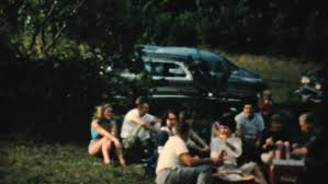 trenton new jersey june 1959 friends and family members enjoy