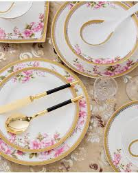 bone china dinnerware sets bone china products exporter and supplier