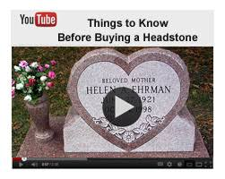 cost of headstones prices rates costs and fees for chicago cemetery gravestones