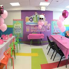 birthday party places for kids birthday girl party places
