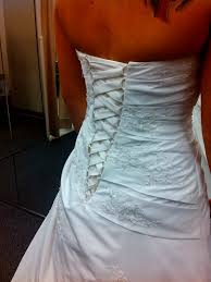 wedding dress alterations cost david s bridal brides weddingbee