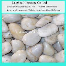 Lowes Pebble Rocks by Natural Snow White Pebble Landscape Stones Lowes Buy Landscape