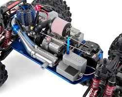 Radio Control Truck Traxxas Parts T Maxx 3 3 4wd Rtr Nitro Monster Truck Blue By Traxxas Tra49077