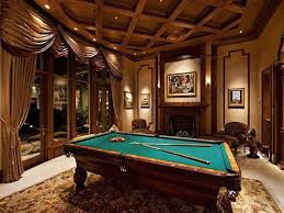 Best Home Theaters Game Rooms  Bars Images On Pinterest - Family game room decorating ideas