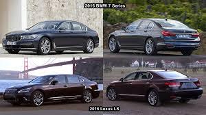 lexus lx 570 vs bmw x6 benim otomobilim 2016 lexus ls vs 2016 bmw 7 series interior