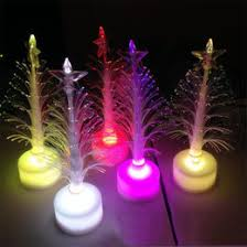 tree led changing lights tree color