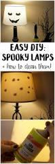 Halloween Decorations Ideas For Kids Easy Diy Spooky Halloween Lamp Tutorials Not Quite Susie Homemaker