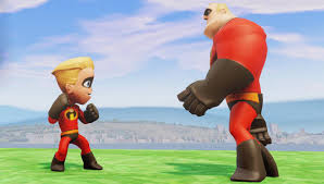 incredible dash incredible perspective epic fight
