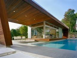 swimming pool houses designs modern house with swimming pool house