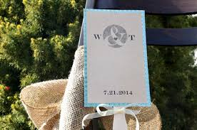 how to make wedding fan programs wedding fan ideas from craftysticks
