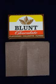 cigarette wrapping paper blunt chocolate flavored rolling papers