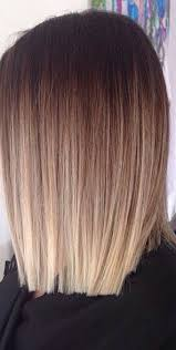 hombre style hair color for 46 year old women balayages mèches et ombre hair sur cheveux mi longs hair style