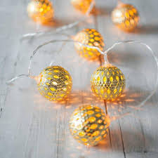 cheap led globe string lights battery operated 3m 30 leds gold