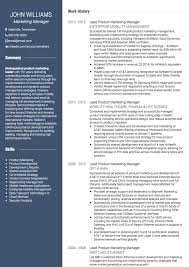 top marketing resumes marketing cv examples and template