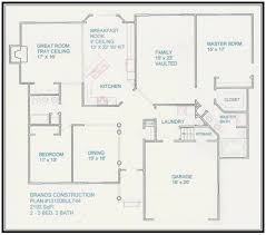 skillful design 1 house floor plans qld plan friday the
