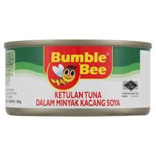 bumble bee chunk light tuna bumble bee chunk light tuna soybean oil 185g tesco groceries
