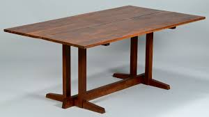 George Nakashima Desk Lot 522 George Nakashima Frenchman U0027s Cove