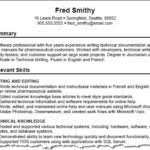 Resume Transferable Skills Examples by Resume Skills Examples For Technical Support Position With