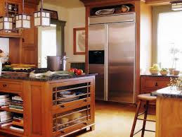mission style oak kitchen cabinets mission style kitchen cabinets pictures ideas from hgtv