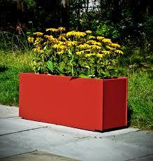 40 gallon garden planter for the modern patio loll designs