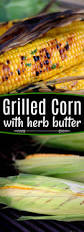 Summer Entertaining Menu - nothing says summer like corn on the cob this grilled corn with