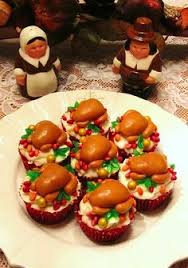 thanksgiving turkey cupcakes awesome pins