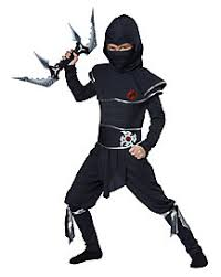 Spirit Halloween Costumes Boys Ninja Costumes Boys Child Ninja Costumes Spirithalloween